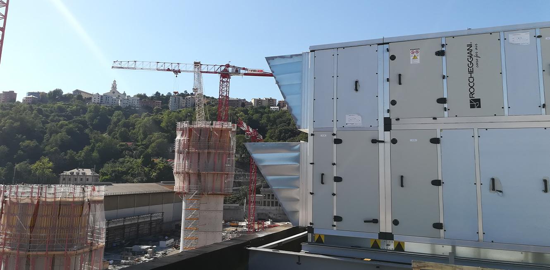 GRASSO Facility, impiantistica civile e industriale, Genova